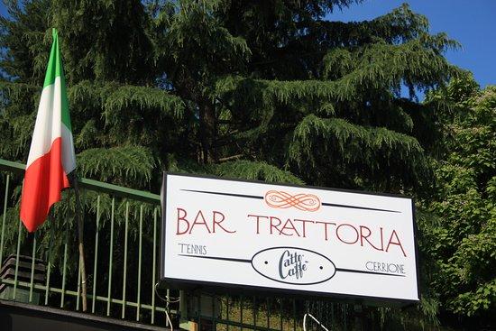Cerrione, Italien: La nostra nuova insegna