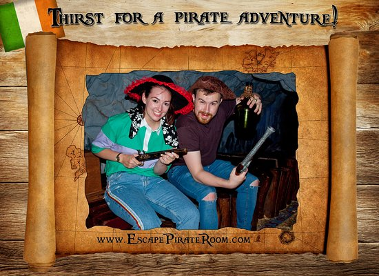 Pirate Cave: Thirst for a pirate adventure!