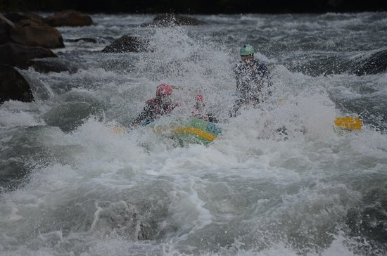 Amulen-ko Turismo: Rafting Rio Trancura!!