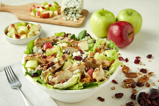 Donatos Pizza: Chicken Harvest Salad