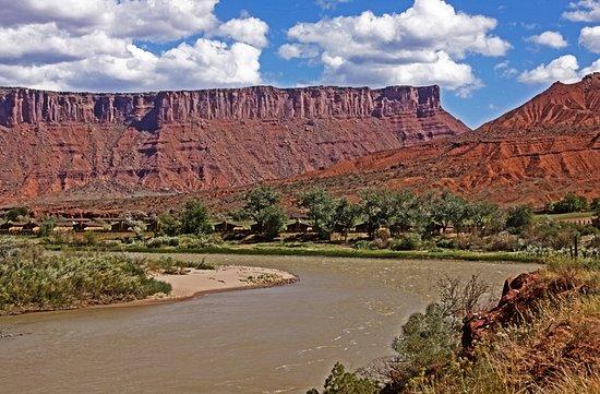 Landscape - Picture of Red Cliffs Lodge, Moab - Tripadvisor