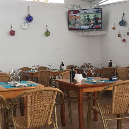 Cafeteria Binibeca Vell