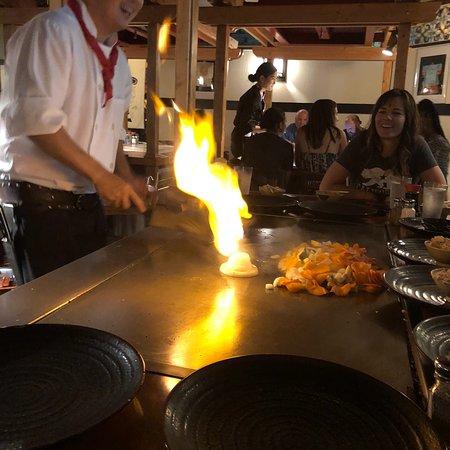 Hana Japan Steak House: photo1.jpg