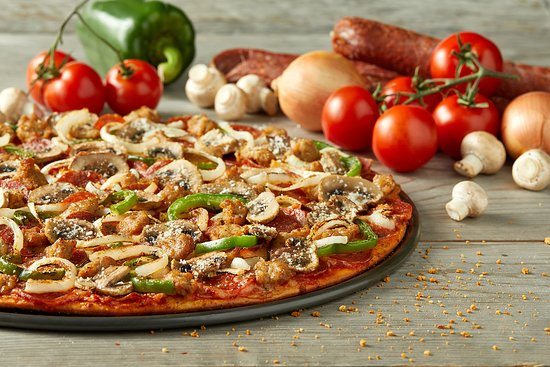 Donatos Pizza: The Works™ Pizza