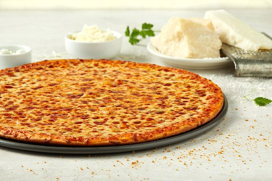 Donatos Pizza: Serious Cheese™ Pizza