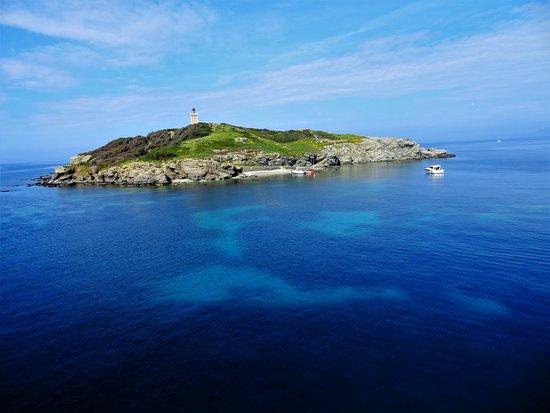 Pirat: Archipel des Embiez, Île du Grand Rouveau