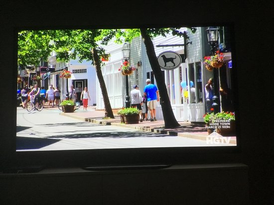New England: Martha's Vineyard Shops and eateries