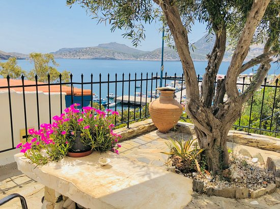 Patras' Apartments: studio 3 terrace