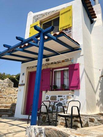 Patras' Apartments: apartment 1 and apartment 2