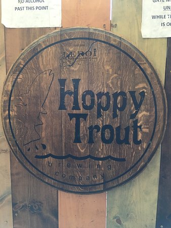 Hoppy Trout Brewing Company: Hoppy Trout