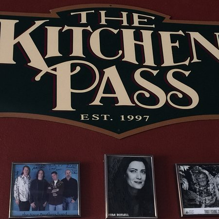 Kitchen Pass