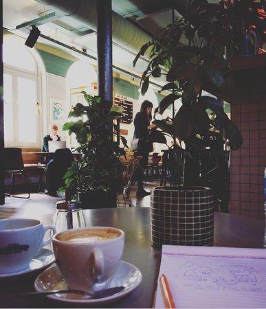 Instock Amsterdam: Plants, Interior + me at Instock