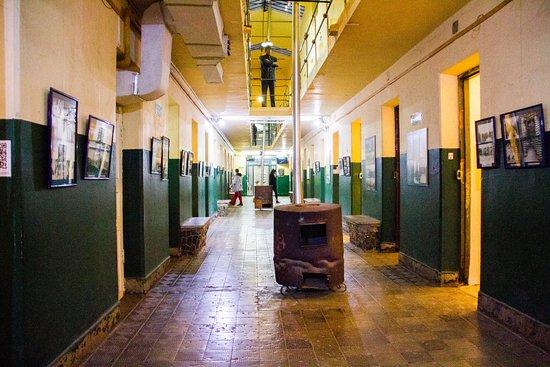 Museo Maritimo y del Presidio de Ushuaia: Presidio Planta baja