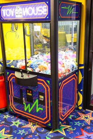 Skagit Skate: Try your luck at our Toy House!