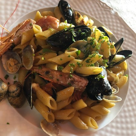 Bilde fra Ristorante Pizzeria Bar Valle Dei Nuraghi da Fabio