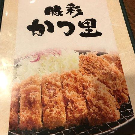 Tonsai Katsuri Osakashokentorihikijoten: ロースかつ定食