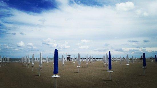 Sottomarina, İtalya: Bagni Amarea Beach