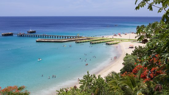 Puerto Rico: Aguadilla - A beautiful seaside town in the northeast, famous for Crash Boat Beach.