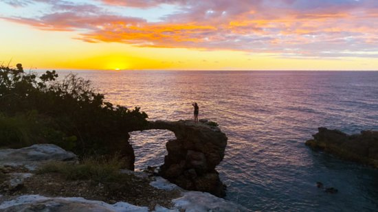 Puerto Rico: Cabo Rojo - Known for its mangroves, coral reefs, and limestone cliffs