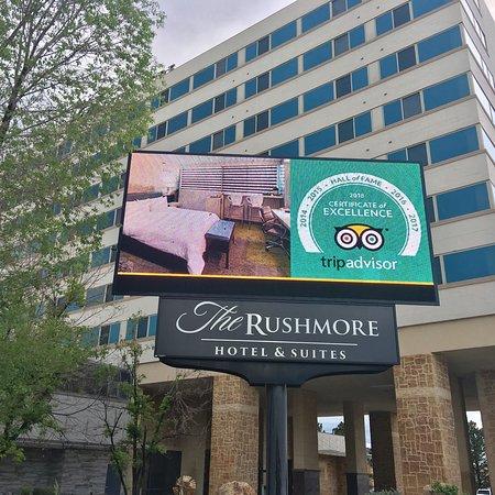 Bilde fra The Rushmore Hotel & Suites