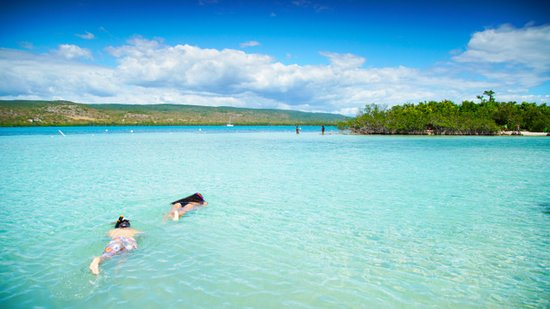 Puerto Rico: Gilligan's Island - A secret spot in Guánica with crystal clear waters, perfect for snorkeling