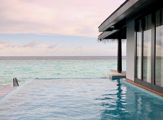 Anantara Kihavah Maldives Villas: Water villa