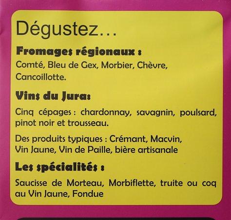 Office de Tourisme de Poligny