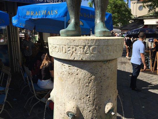 Roider Jackl Brunnen