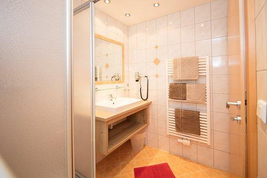 GB Gondelblick: Dusche im Appartement 5