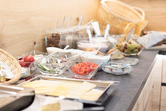 GB Gondelblick: Frühstücksbuffet