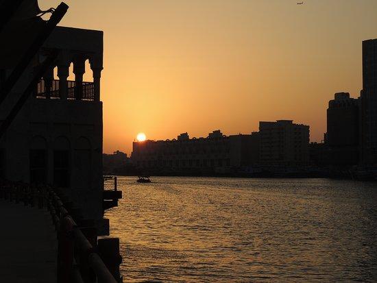 Ibis Dubai Al Barsha Hotel: Река крик