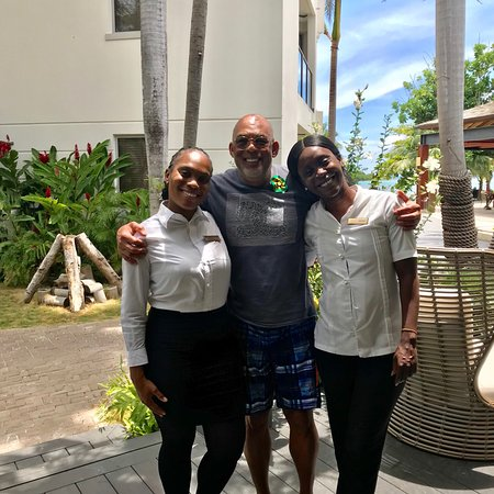 Zoetry Montego Bay Jamaica: Our Zoetry Mobay family 🇯🇲🇯🇲🇯🇲🇯🇲