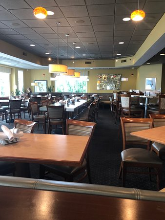 Shelbyville, MI: inside seating