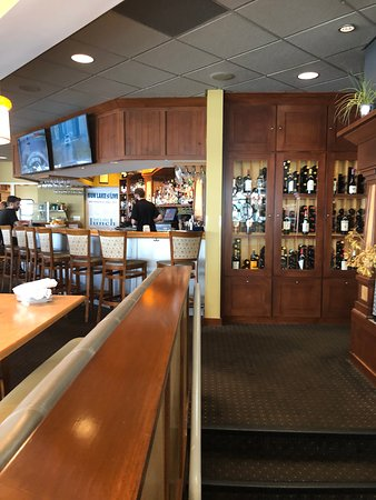 Shelbyville, MI: inside bar