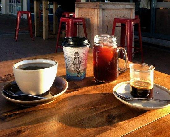 Engadine, Australia: Different Pours