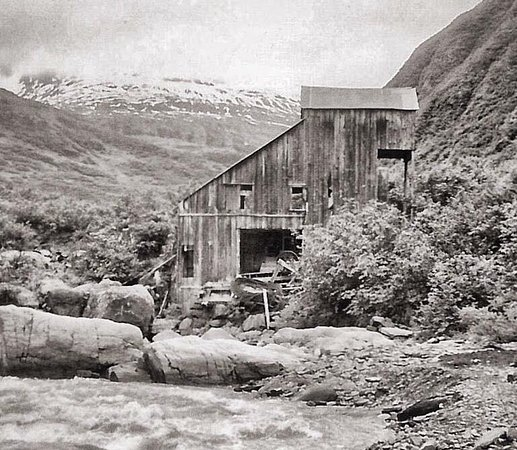The Stampmill: The Historic Stampmill in Valdez, AK