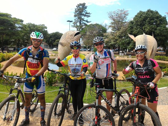Rota Aventura Trilhas de Bike