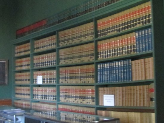 Navajo County Historical Museum: law library