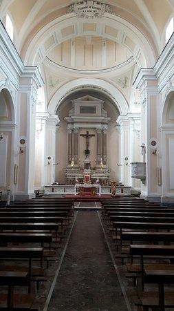 Sant'Agata sui Due Golfi, Ιταλία: Chiesa di Santa Maria delle Grazie