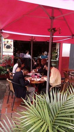 Bendito Aroma Restaurante Delicatessen: Gratos momentos en Bendito Aroma