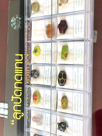 Andaman Cultural Center: 結構種類が多い。これが2000年前というと驚きだ!