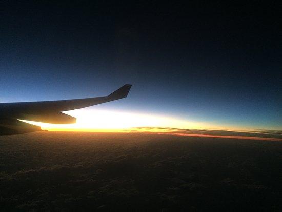 Hawaiian Airlines: Sunset