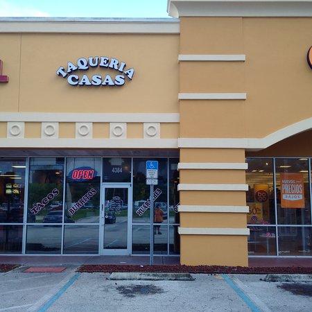 Bilde fra Taqueria Casas