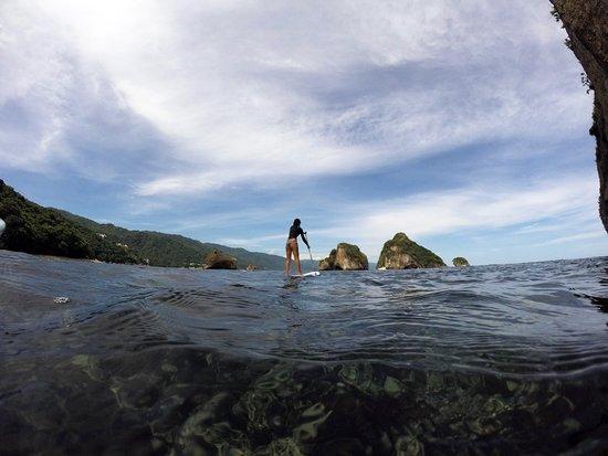 Vallarta Sup & Surf: National Park Los Arcos, Puerto Vallarta, Jal.