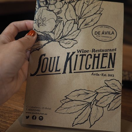 Soul Kitchen: (Credit to Luminous Photography)