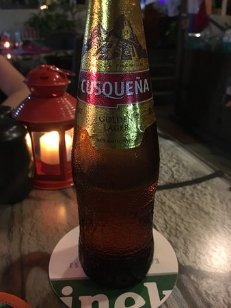 Asi es mi Peru: Peruvian beer. Pretty good.