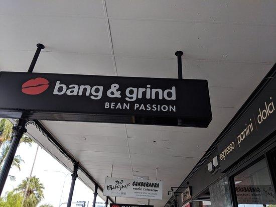 Bang and Grind: 25/06/18