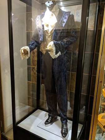 The Liberace Museum Collection Tour: Suits that influence MJ, Prince, and Elvis