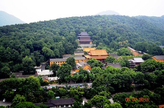 Leifeng Pagoda: View from the Leifeng Tower