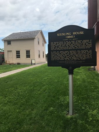 New Ulm, MN: Kiesling House